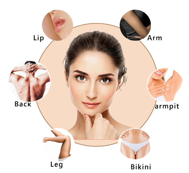 Laser Hair Removal Vtiara Hair Skin Clinic
